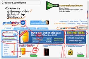 ConversionCast- eCommerce Site Gradware