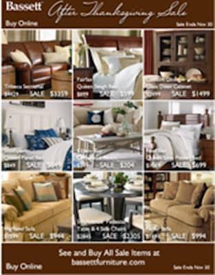 Six E-mail Mistakes that Bassett Furniture Used to Piss Me Off