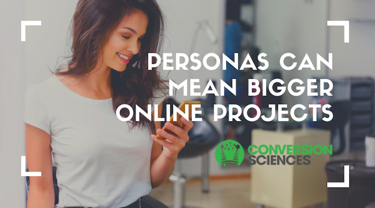 Personas provide three powerful points that will help you focus your marketing and advertising dollars, and justify more spending. This is why Personas can mean bigger online projects.
