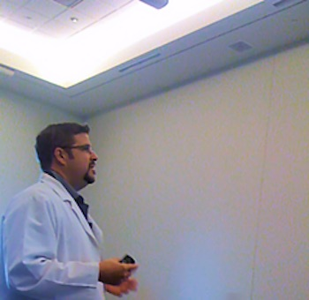 Brian Massey presenting at DMA 09.