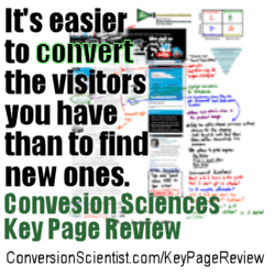 Key Page Review-Free consultation