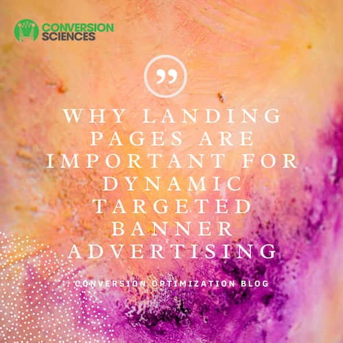 Video Display Ads Deliver Motion Plus Relevance. Landing pages and dynamic targeted banner advertising.