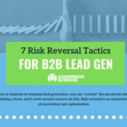 7 Risk Reversal Tactics For B2B Lead Generation