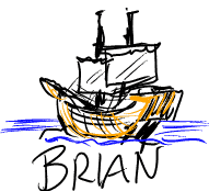 Brian Massey Boat Signature