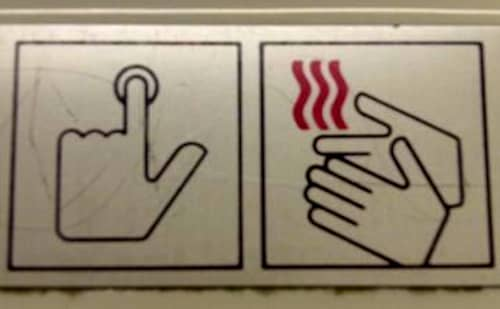 Press Button. Collect Bacon. Looking for committed readers. Conversion beacons and ways to get readers to take action.