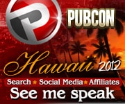 PubCon Hawaii 2012 Masters Group Training-What is Your Social Conversion Rate?