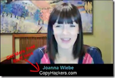 Writing Killer Conversion Copy with Joanna Wiebe of CopyHackers.com [Audio]