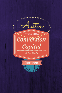 Conversion Capital of the World