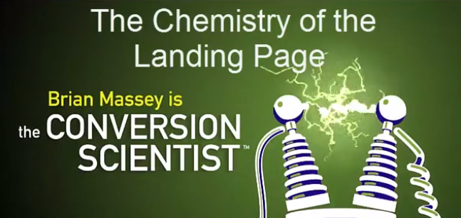 Video-Chemistry of a Successful Landing Page