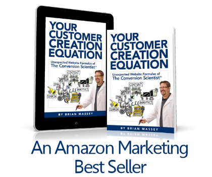 Brian Massey Your Customer Creation Equation on Amazon