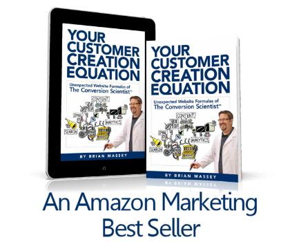 Brian Massey Your Customer Creation Equation on Amazon