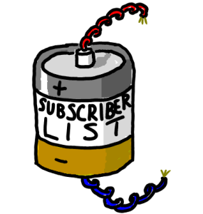 Subscriber Battery-Right