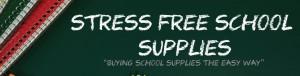 Stress Free School Supplies