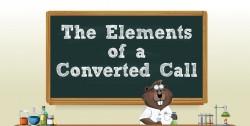 converted calls