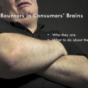 The bouncers in our brains and what to do about them.