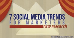 7 Social Media Marketing Trends [INFOGRAPHIC]