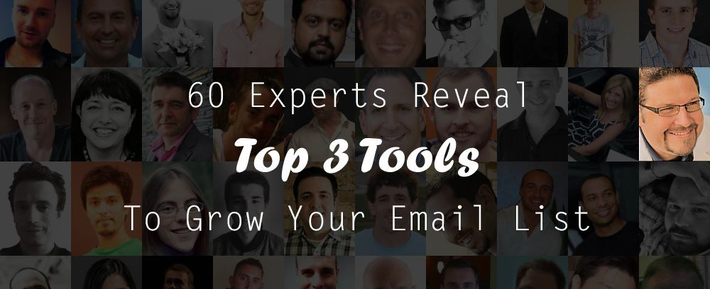 Top Email List Building Tools