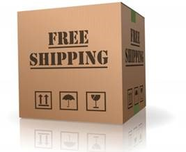 Try free shipping to lower shopping cart abandonment.