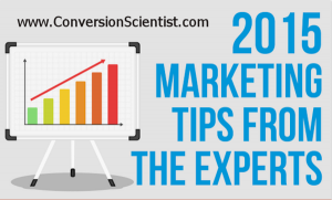 2015 marketing tips from experts featured image