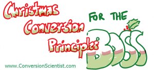 Christmas Conversion Principles
