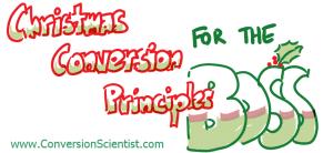 Christmas Conversion Principles