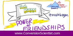 Noah kagan infodoodle affiliate summit feature image