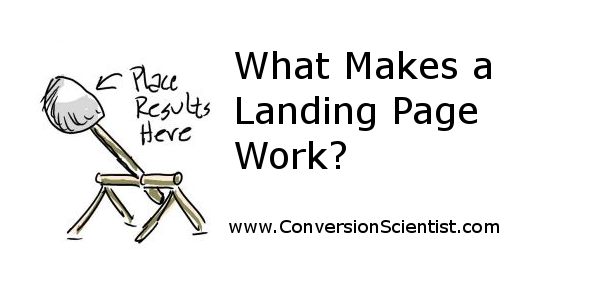 What makes a Landing Page work?