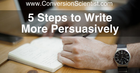 5 elements of persuasive writing