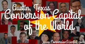 Austin Texas Conversion Capital of the World