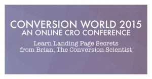 Learn a formula for landing pages