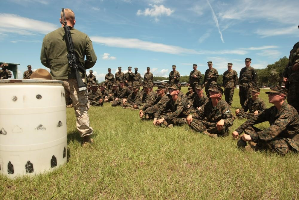 Marksmanship Training for Marine Recruits