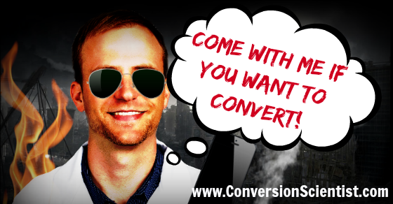 come with me if you want to convert