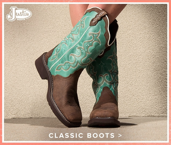 CountryOutfitter.com knows their boots sell. Each week they include a different style of boot in their email blasts
