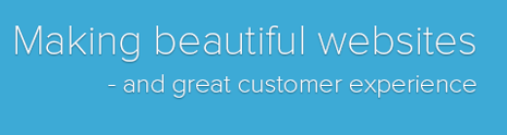 "Is it ""a great customer experience,"" or ""great customer experiences?"" And who cares anyway."