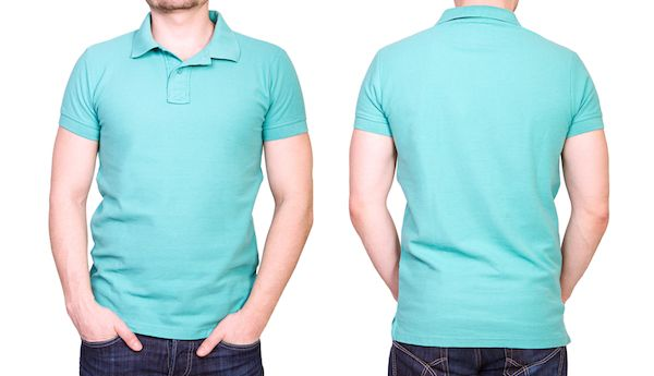 "PPC ads and landing pages in alignment: Use the word ""cyan"" to describe the color of this shirt, not just ""blue""."