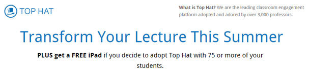 Transform my lecture into what? Conceptual headlines lose the reader from the start.