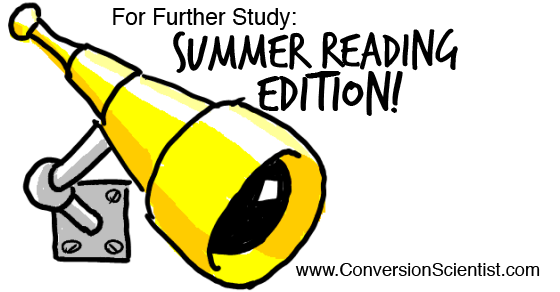 For Further Study Summer Reading Edition Feature Image