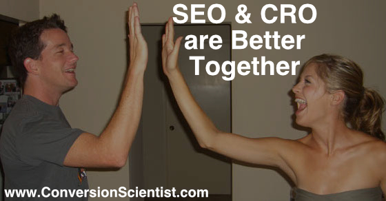 SEO & CRO are better together feature image