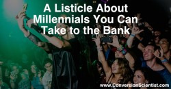 Reaching Millennial Generation C: 5 Ways to Connect and Convert