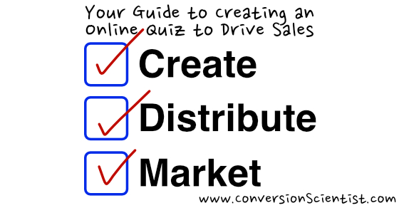 Your guide to creating an online quiz to drive sales feature image