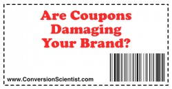 are coupons damaging your brand feature image