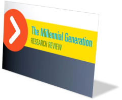 New research on the Millennial Generation