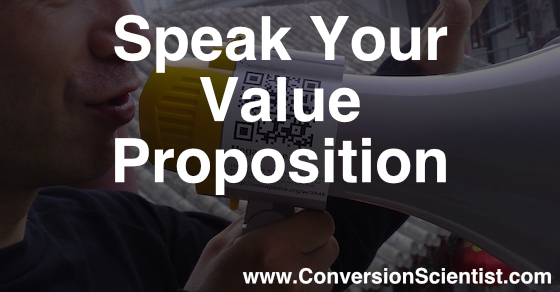 speak your value proposition feature image