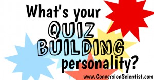 what's your quiz building personality feature image