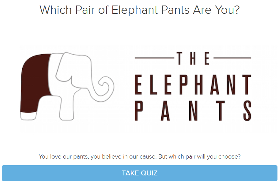 which pair of elephant pants are you