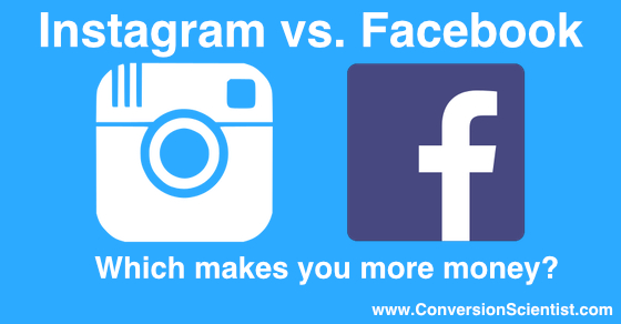 Instagram vs Facebook: Which brings you more money