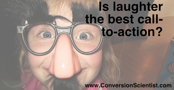 is laughter the best call to action feature image