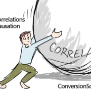 Don't let correlation steamroll causation feature image