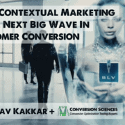Why Contextual Marketing is the Next Big Wave in Customer Conversion