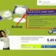 Landing page best practices: Version B of landing page with active call to action.